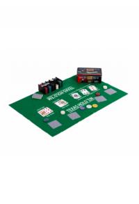 Pokerset in Metallbox, 200 Poker Chips