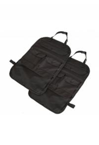 2 Rückenlehntaschen für den Autositz